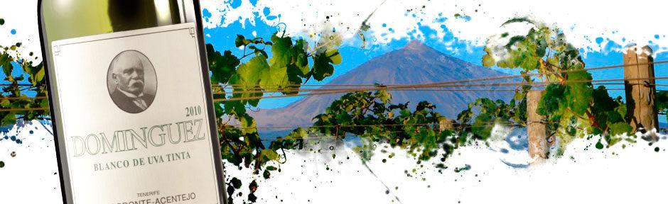 Domínguez Blanco de uva tinta 2013 (actualmente agotado)