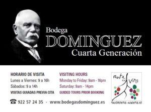 Horarios Bodega