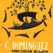 Domínguez en Blanco… Su etiqueta
