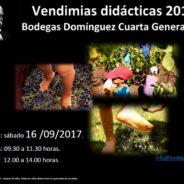 Vendimias Didácticas  19/09/2017