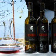 Canarische wijnen en la Bodega Domínguez Cuarta Generación.